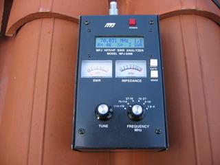 DK7ZB 5el  70Mhz yagi antenna by 9A4QV